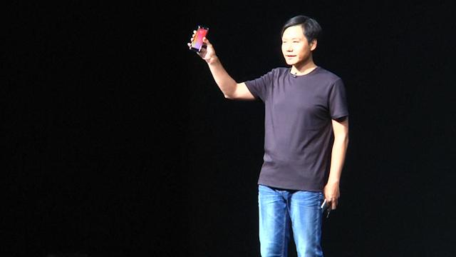 China's Xiaomi Launches Latest Flagship Mi 4 Smartphone