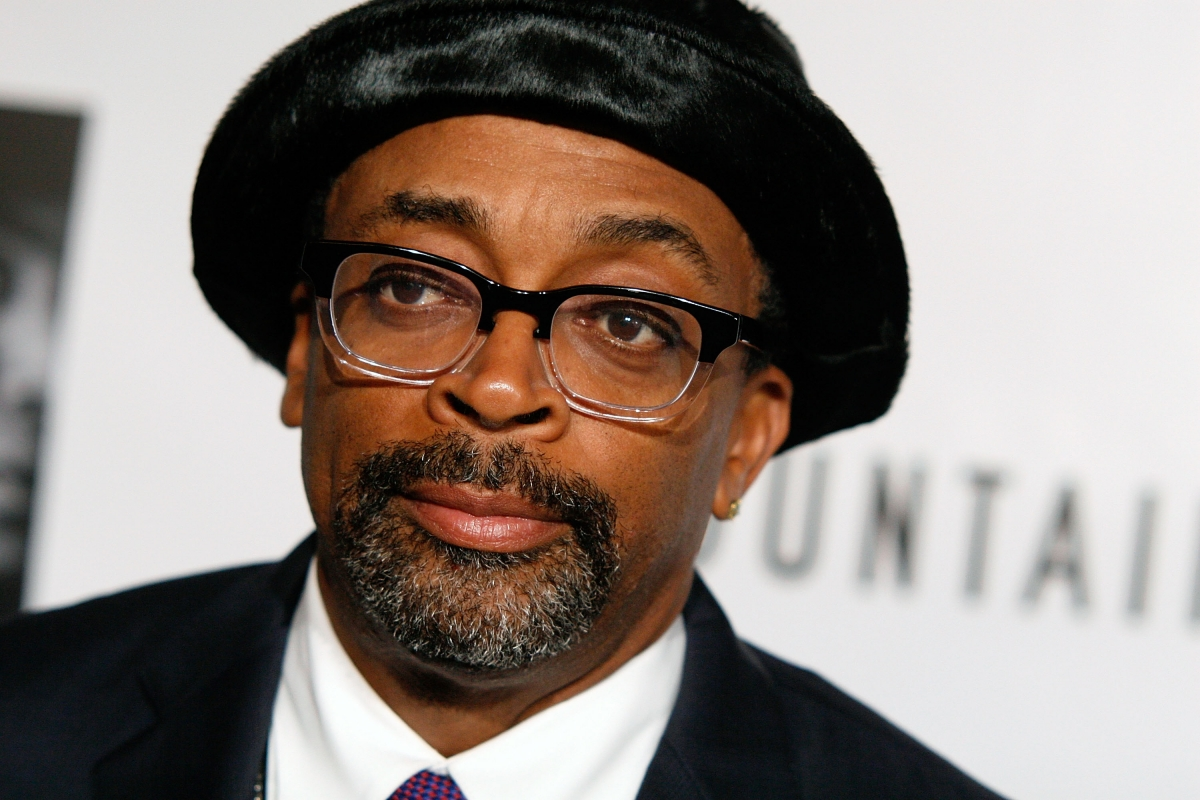 a biography of spike lee a movie actor