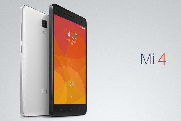 Xiaomi Launches Mi 4 as iPhone 6 Killer