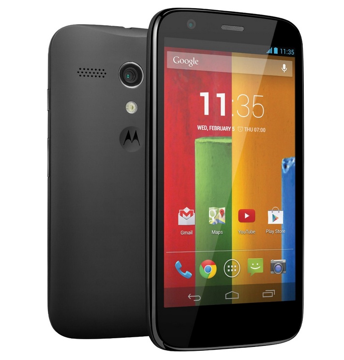 New Motorola XT1063 'Mid-Range' Smartphone Shows up in Benchmarks: Expected to succeed the 'Affordable' Moto G
