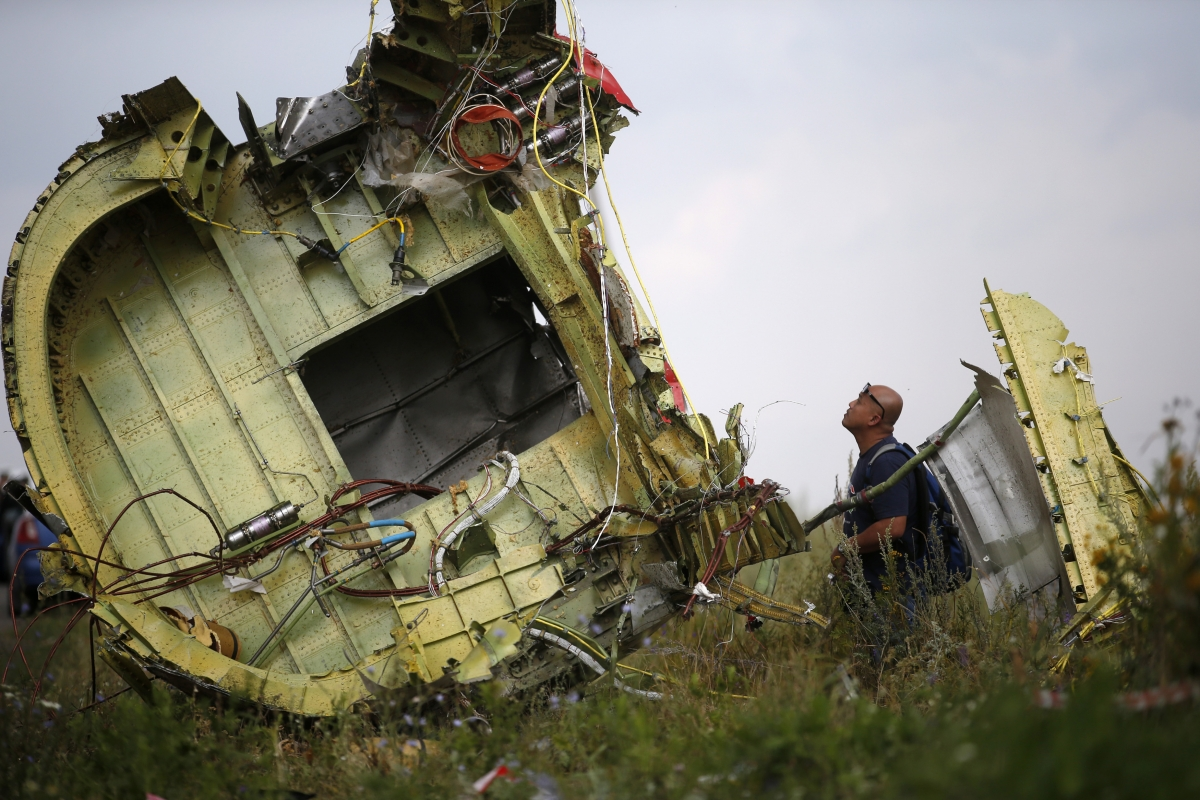 Malaysia Airlines MH17 crash and US intelligence