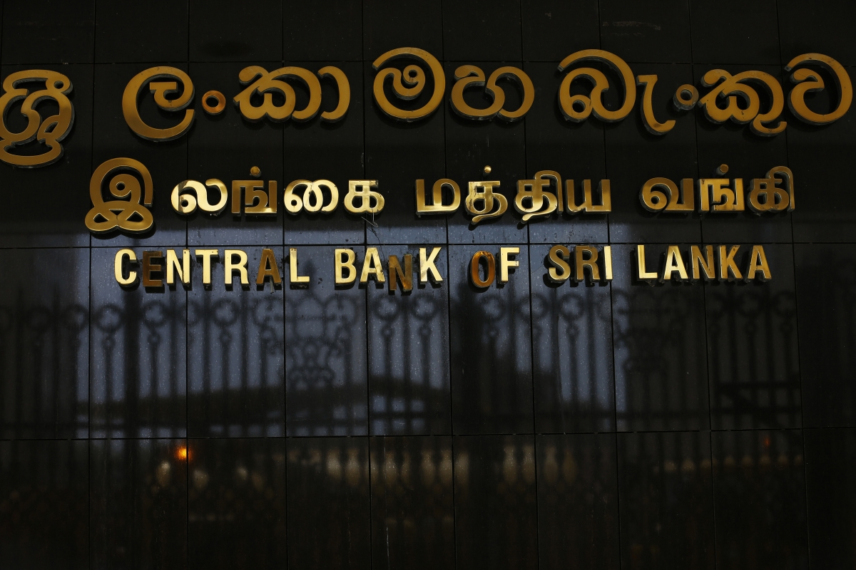 Sri Lanka central bank