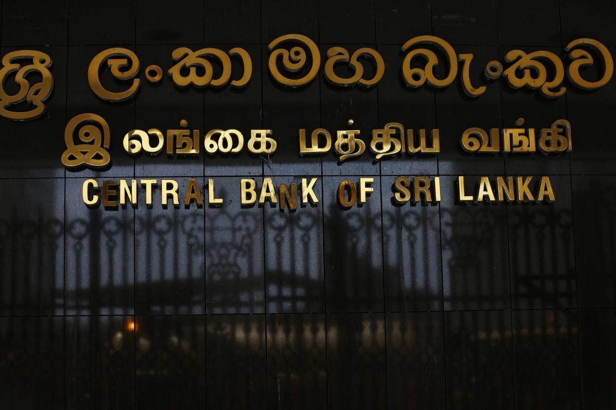 Sri Lanka central bank
