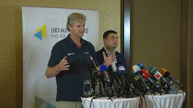 Dutch Official Confirms MH17 Bodies Arrive in Kharkiv