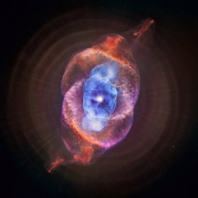chandra cats eye nebula