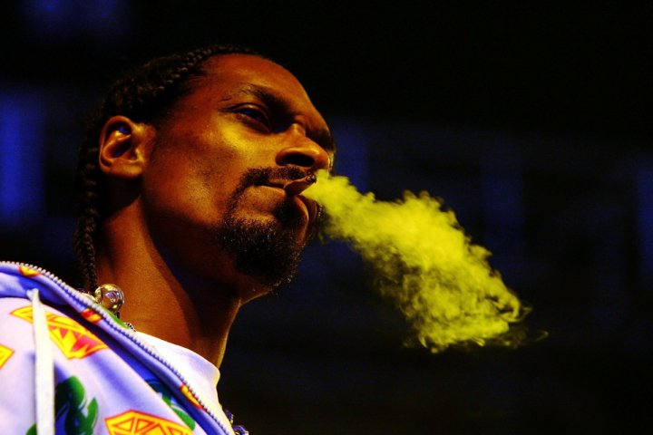 Snoop Dogg smoked weed in the White House, he told Jimmy Kemmel