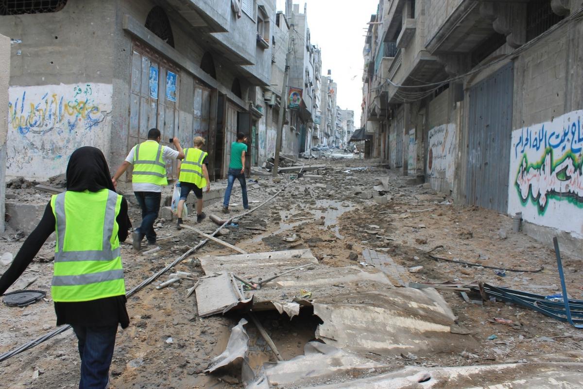 Hamas Gaza Israel