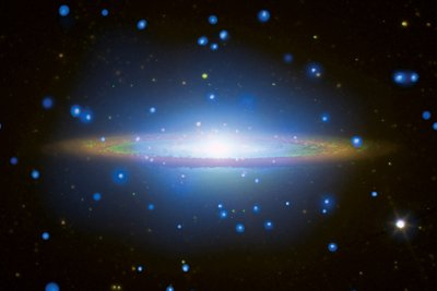 sombrero galaxy chandra