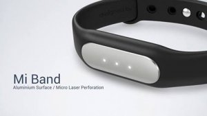 Mi Band launching in the US