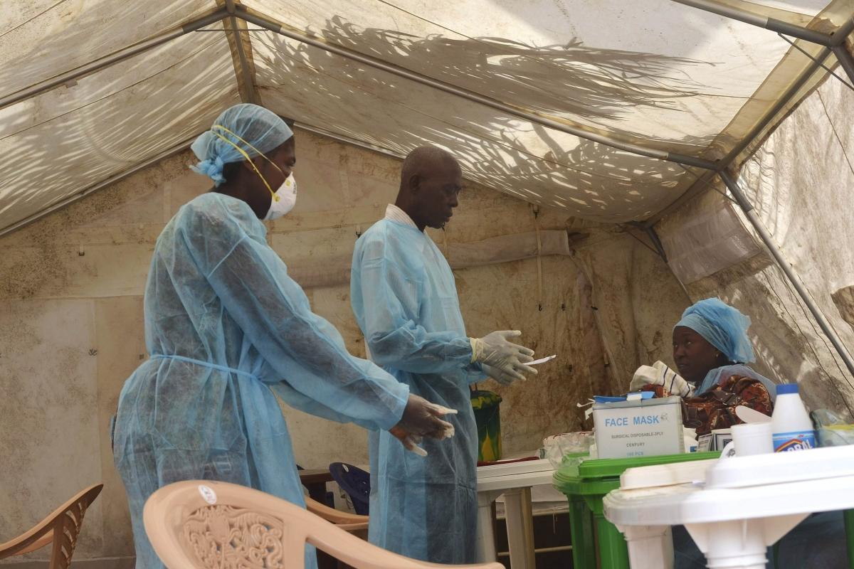 Ebola Africa