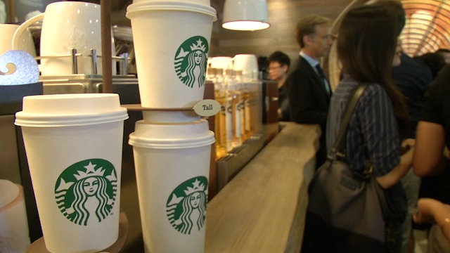 Starbucks Seeks to Expand its Brand in Cafe-Clogged Vietnam