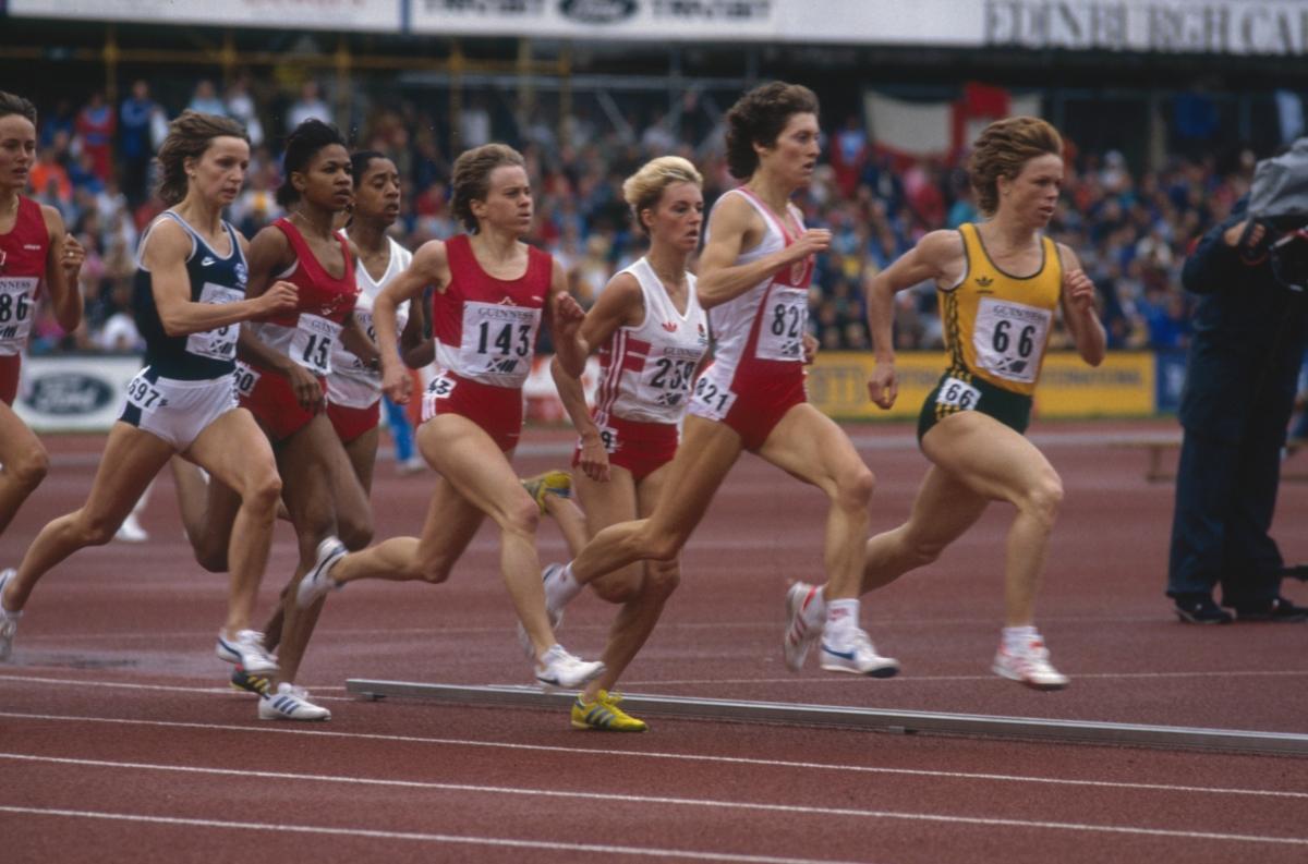 1986 Edinburgh Commonwealth Games