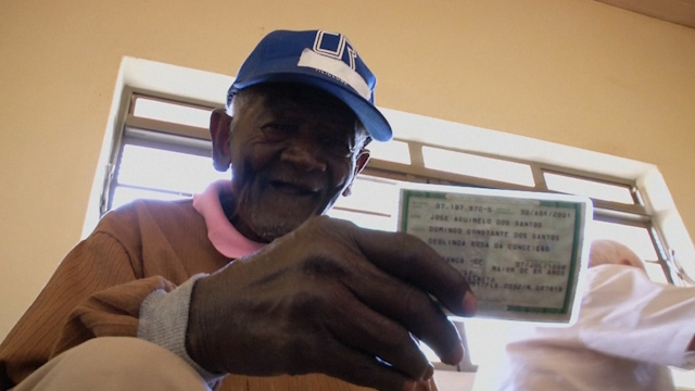 Brazilian Man may be Oldest Living Person Ever Recorded at 126
