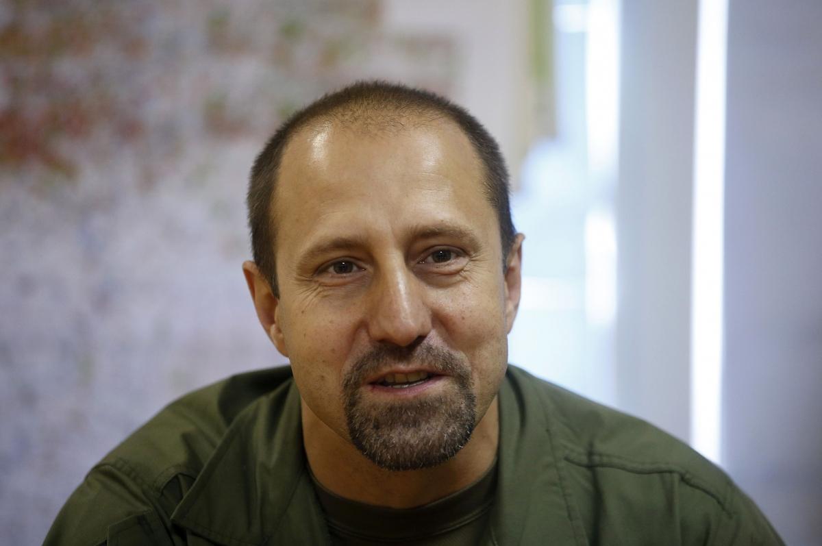 Rebel commander Alexander Khodakovsky MH17 Ukraine