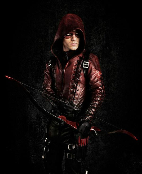Arsenal in Arrow Season 3