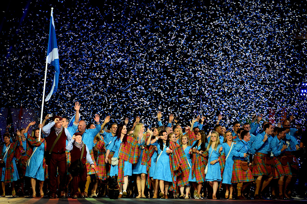 Commonwealth Games opening ceremony