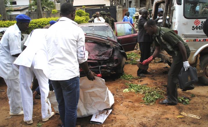 Nigeria bomb blasts