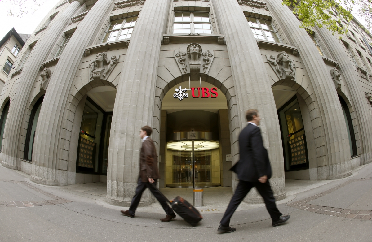 UBS Ordered to Post $1.48bn Bail in French Tax Evasion Probe