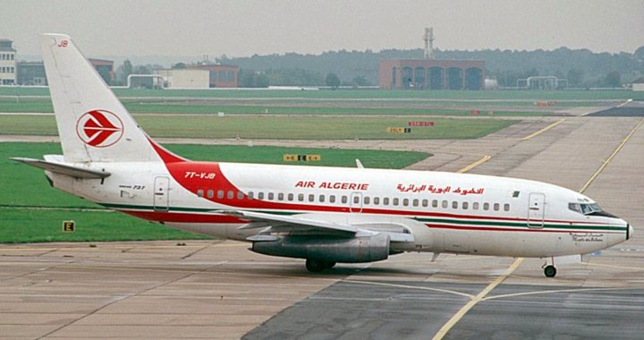An Air Algerie flight loses contact 50 minutes after takeoff