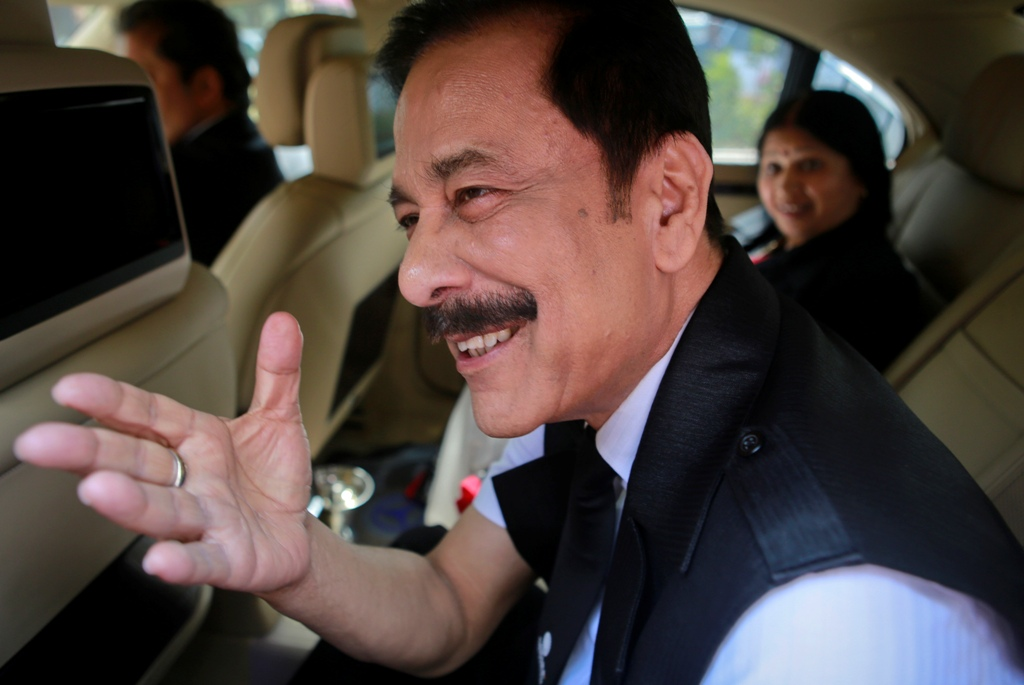 London's Grosvenor House to be Sold to Bail Sahara Group's Subrata Roy