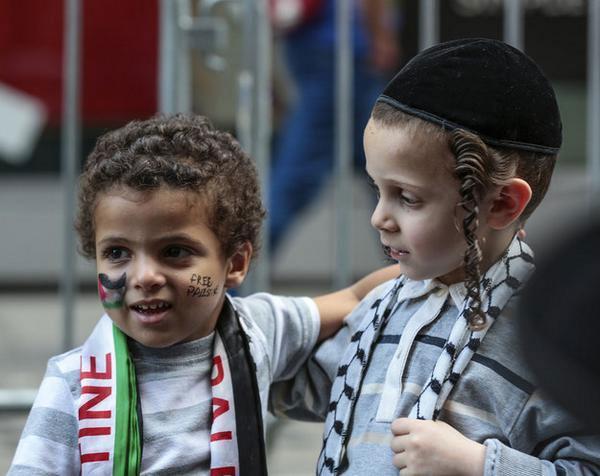 Jews and Arabs
