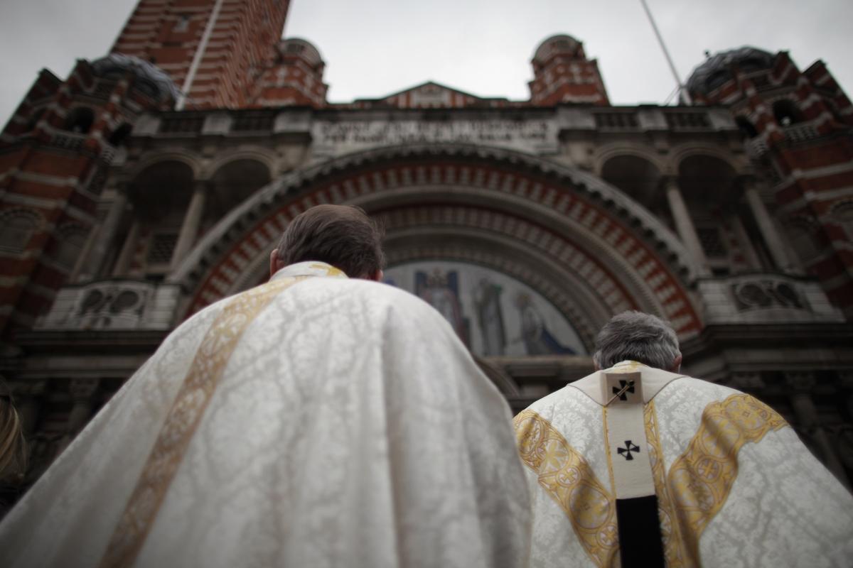 Catholic Church sex abuses