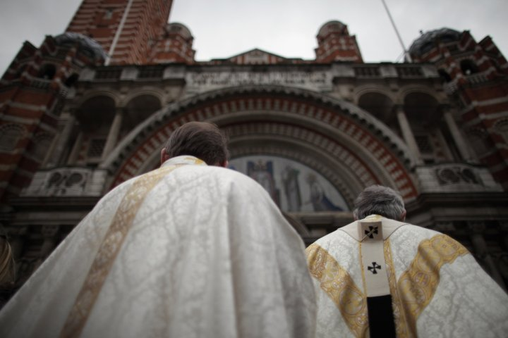 Catholic Church sex abuses