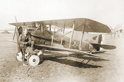 first world war planes
