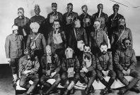first world war gas masks