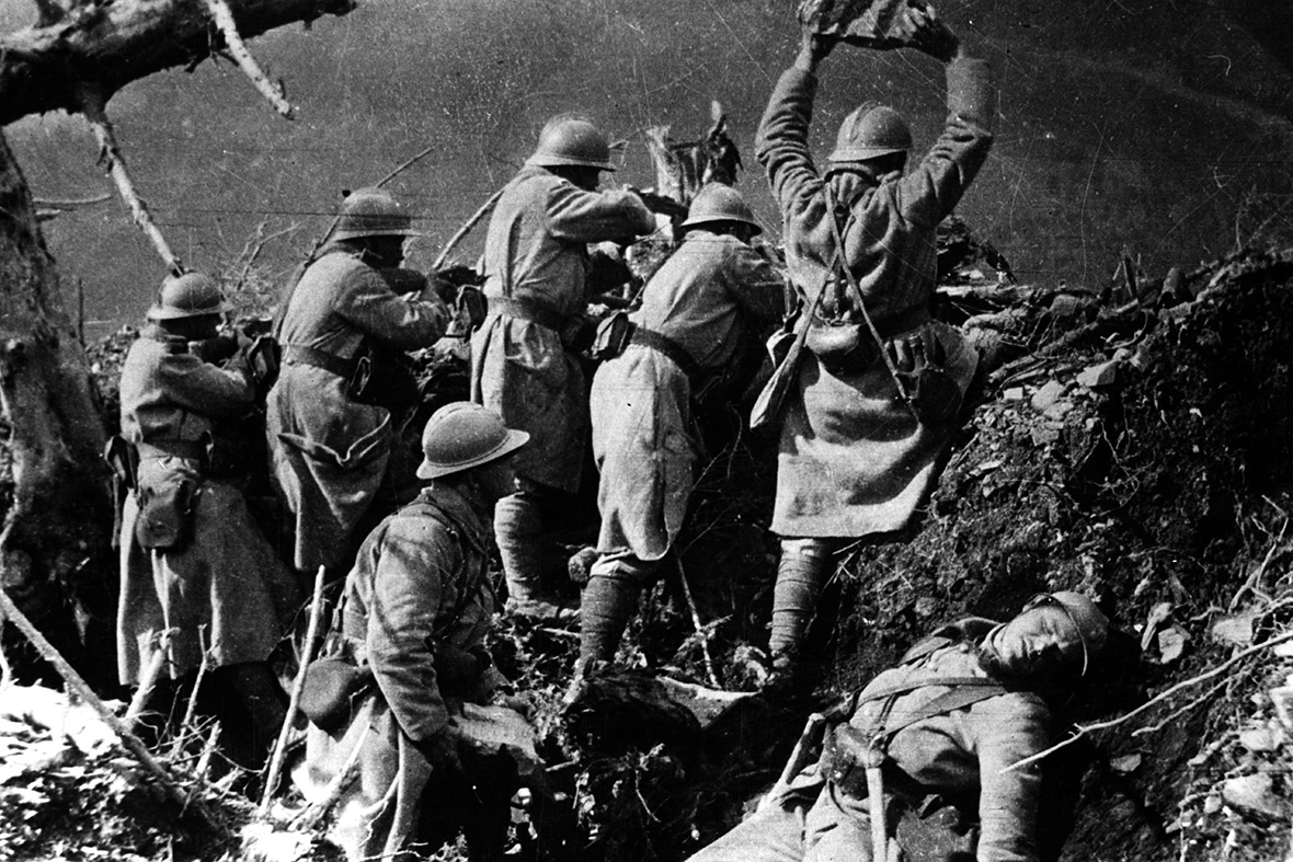 World War One Firsts: Inventions That Changed the Course of ...