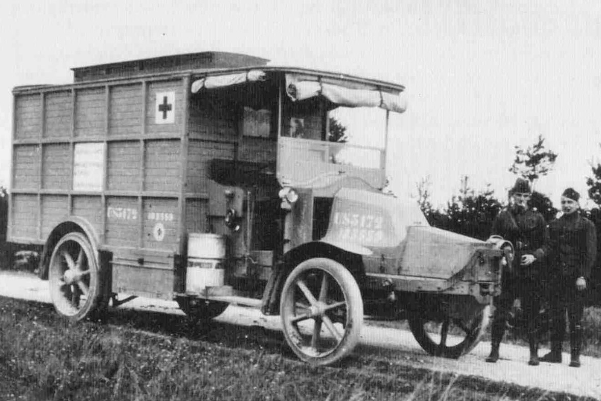 World War One Firsts: Inventions That Changed the Course of History ...