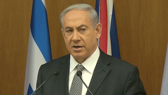 Netanyahu Condemns Human Rights Council Probe