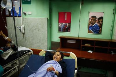Gaza Strip Massacre At Un School Powerful Photos Of