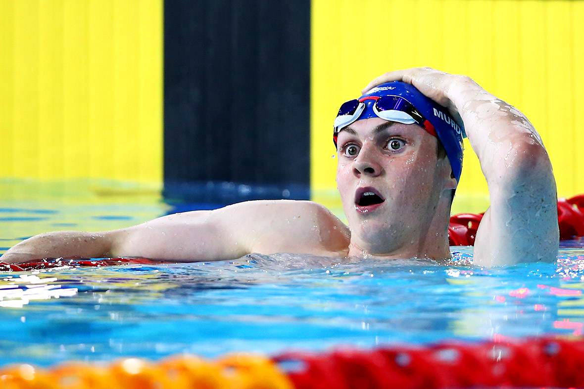 commonwealth games ross murdoch