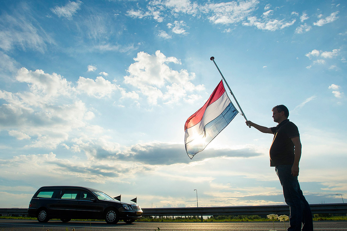 mh17 netherlands