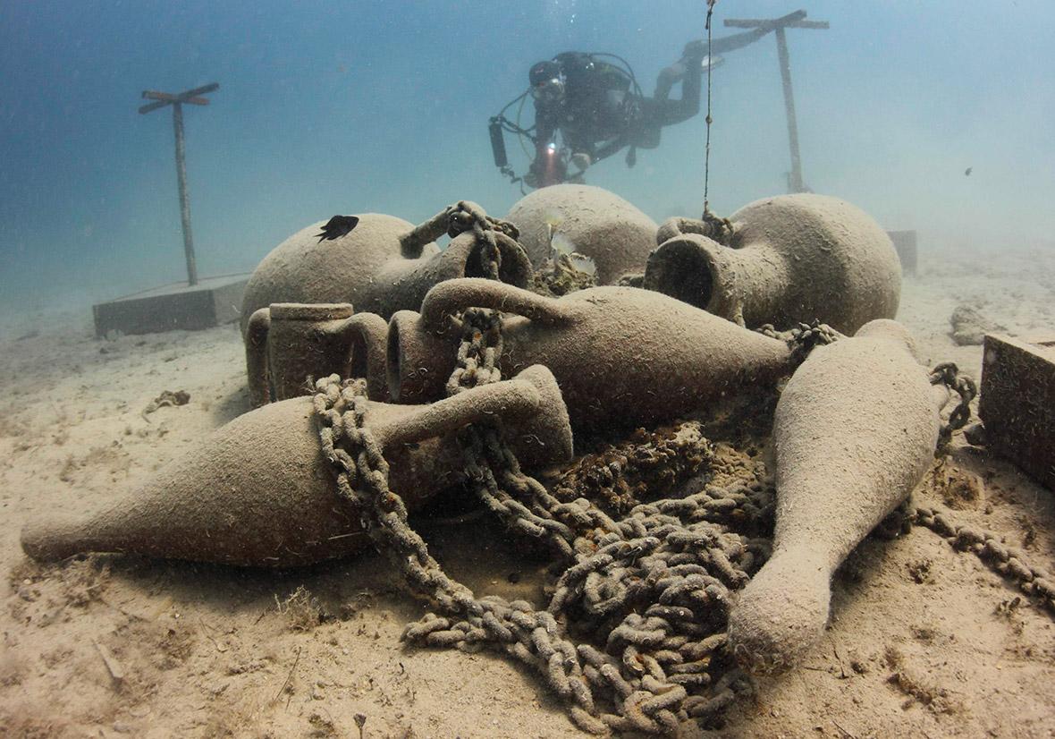 croatia underwater