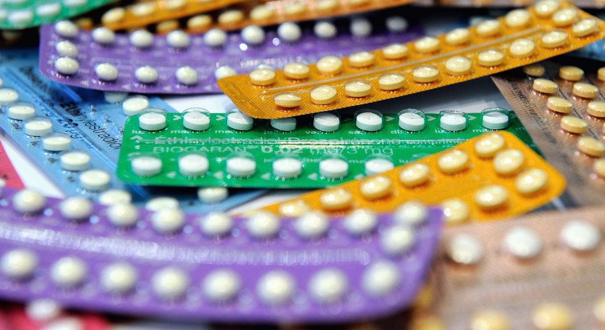 Female contraceptive pill