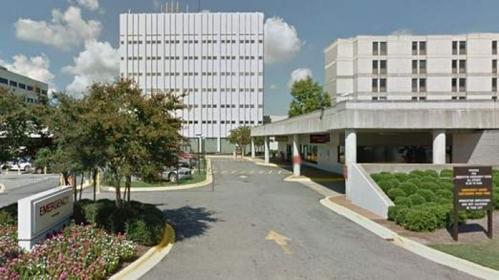 Princeton Baptist Medical Cente, where Johnny Lee Banks claims he lost his willy