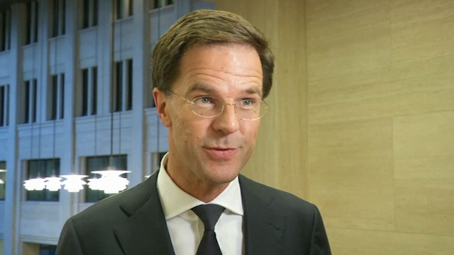 Those Responsible for MH17 Crash Should be Prosecuted in the Netherlands, PM says