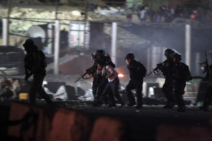 jerusalem clashes gaza israel