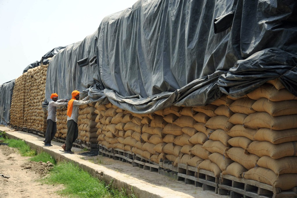 India Wheat Sacks