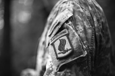 US 173d Airborne Brigade