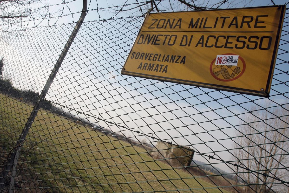 US 173d Airborne Brigade  Vicenza