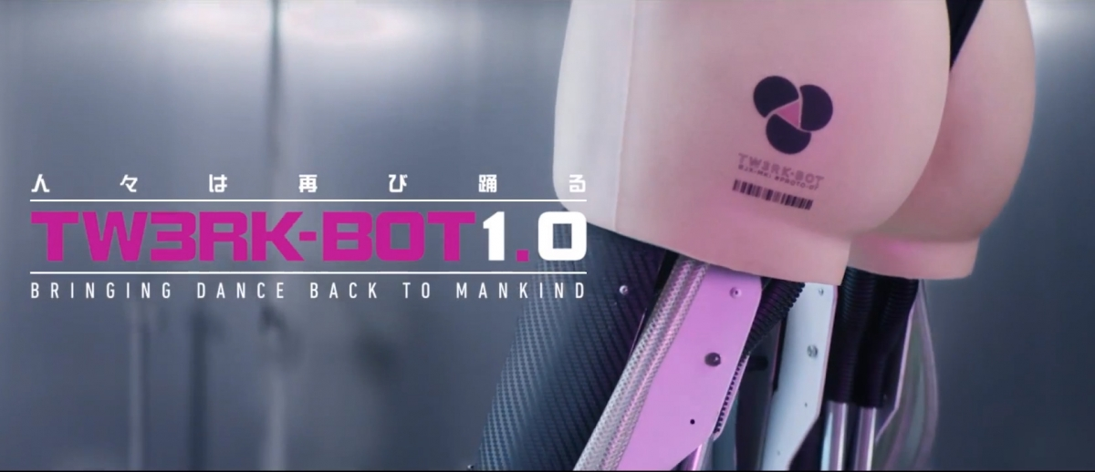 TW3RK-BOT 1.0, bringing dance back to mankind