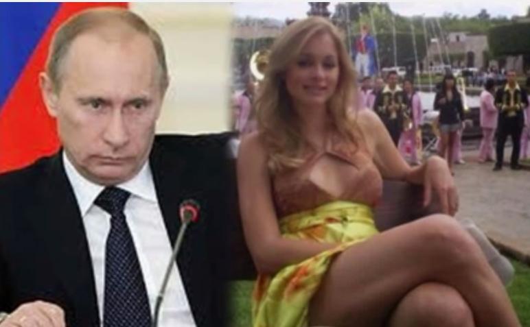Maria and Putin MH17