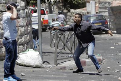 East Jerusalem Protests palestine