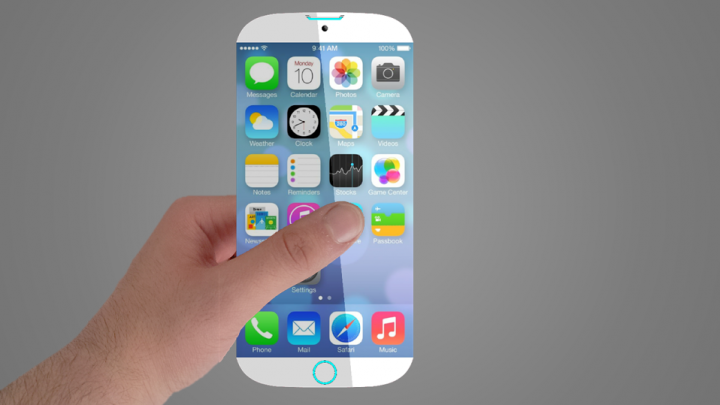 iphone 6 motion commands
