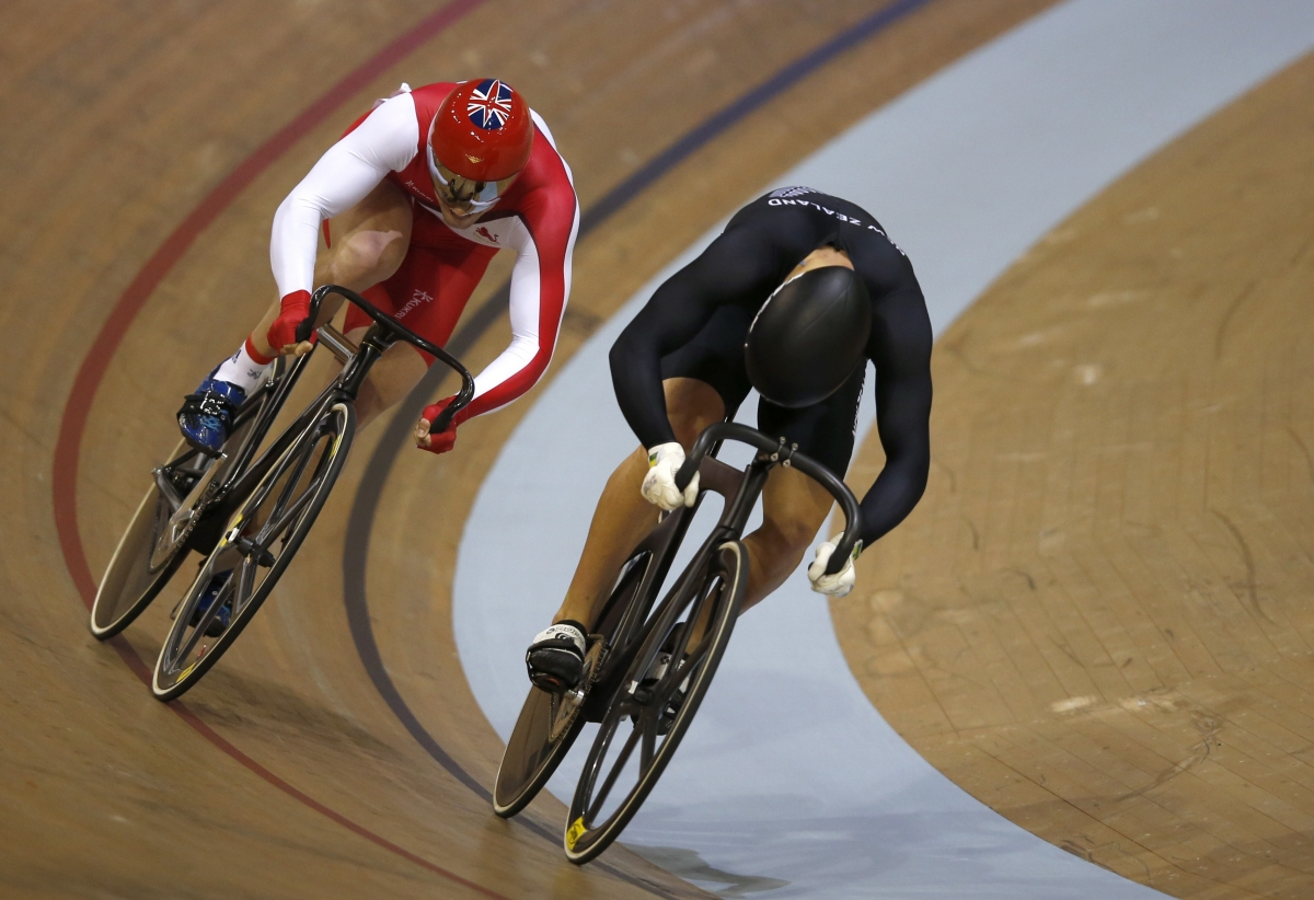 Jason Kenny and Sam Webster