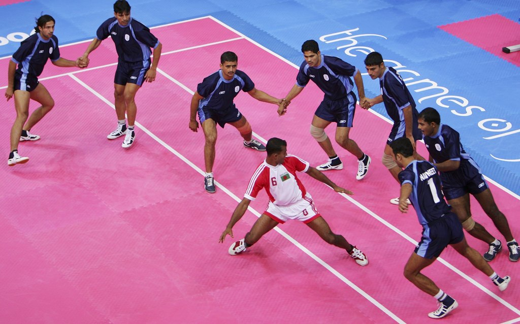 New League Aims to Give Age-Old Indian Sport Professional Footing