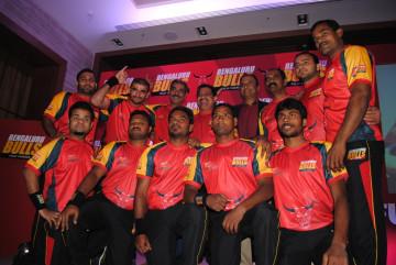 Bengaluru Bulls Kabaddi Team